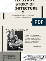02 Why Study History of Architecture