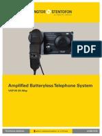 A100K10758 VSP-M Technical Manual
