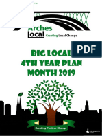 Arches Local Year 4 Plan