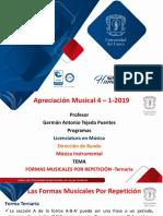 TERNARIA - Formas Musicales Por Repetición
