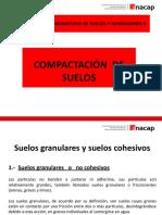 1.- Compactación de Suelos