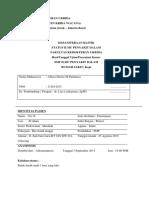 Laporan kasus DM tipe 2 + TB Paru