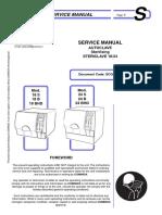 Manual Service Cominox