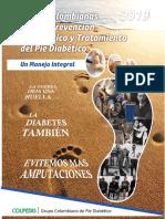 Guias Colombianas Para La Prevencion Diagnostico y Tratamiento Del Pie Diabetico. Un Manejo Integral 2019