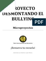 Proyecto Desmontando El Bullying