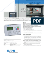 Automatic Transfer Switch With Three Pha
