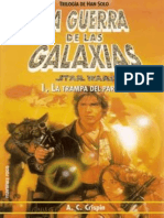 Star Wars 075 - Trilogia de Han Solo 01 - La Trampa del Paraiso - A. C. Crispin.epub