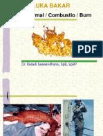 KULIAH LUKA BAKAR PPGD ROSYADI (Salinan berkonflik ACER-PC 2017-03-10).ppt