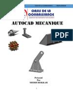 autocad-mecanique