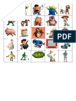 Personajes Toy Story