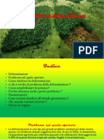 3ez - deforestazione