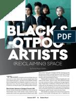 Black & QTPOC Artists