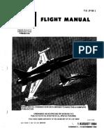 Northrop F-5EF Flight Manual