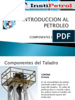 InstiPetrol - Componentes del Taladro.ppsx