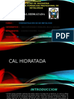 Cal Hidratada