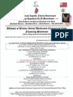 MACN-R000000158_Affidavit of UCC1 Financing Statement - [1045 WEST AVE, SPRINGFIELD PENNSYLVANIA]