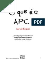 APC Brochura Verde
