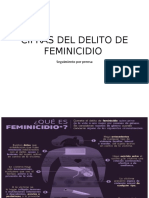 Feminicidios en México a noviembre de 2018.pptx