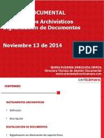 Instrumentos Archivisticos Digitalizacion de Documentos
