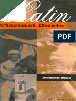 238669324 1 Latin Clarinet Duets