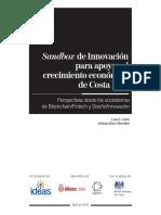 Sandbox de Innovación para apoyar el crecimiento económico de Costa Rica