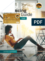 FNB Pricing Guide Gold Account