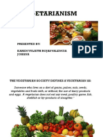 Vegetarianism Ps