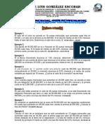 Ejercicios de Gradientes - Alternativas Inversión