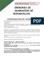 6 Ceremonia de Consagracion de Monaguillos