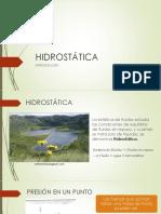 Hidroestática