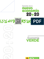 Libro Nueva Economía 20+20. Economía Verde