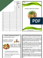 33 Nutrición y Alimentación Alternativa