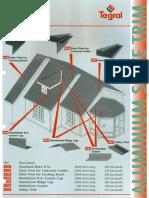 Aluminium Slate Trim Brochure