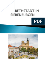 Elisabethstadt in Siebenburgen