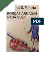 Forças Armadas Para Quê.pdf
