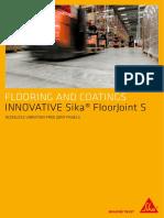 Sika FloorJoint S