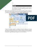 Tablas Dinamicas Apoyo Excel
