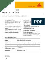 Sikafloor Proseal PDS (CE)