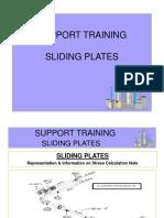 8 Sliding Plate