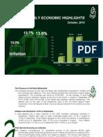 BGL Economic Highlights October 2010