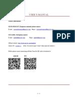 DVR NVR IP Camera Manual