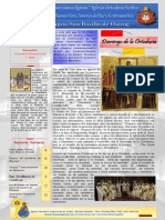 Boletin 08 Año I Domingo Triunfo de La Ortodoxia