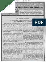 Edgard Romero Nava - A 36 Meses de Financiamiento Minimo Para Las Cartas de Credito - Diario La Region 13.10.1989