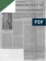 """Edgard Romero Nava - Consecomercio Contra Creacion de """"CASA"""" Como Una Nueva Variante de Estatizacion - 08.1989"""
