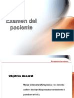 Examen Del Pcte - Pegoraro