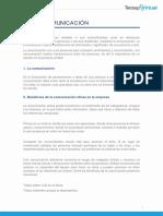 3.1 La Comunicación MODULO III