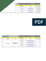 Engenheiros e Obras
