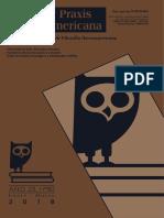 «Figuras del malestar como génesis autófaga», en Utopía y Praxis Latinoamericana, vol. 23, nº 80 (2018), pp. 17-41.