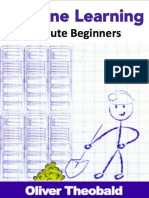 Theobald, Oliver - Machine Learning for Absolute Beginners (2017)