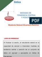 Medidas de Tendencia Central y Posición